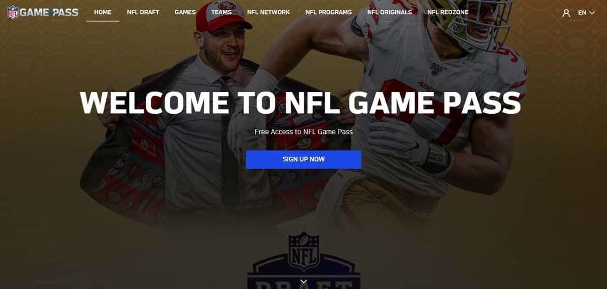 Como Ver o Passe de Jogo da NFL sem Blackout
